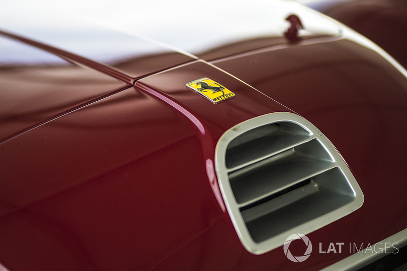 Classic Ferrari detail