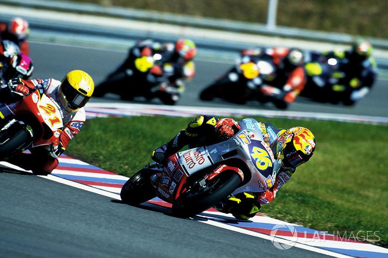 1997. Aprilia RS125 (125cc) - чемпіон, 11 перемог, 321 очко