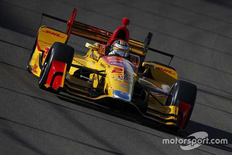 28. Райан Хантер-Рей, Andretti Autosport Honda