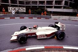 Eddie Cheever, Arrows A10 Megatron