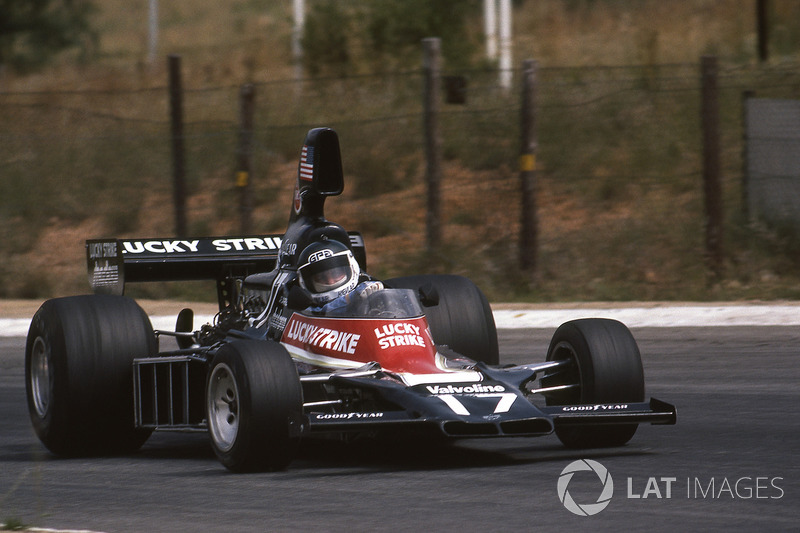 7. Jean-Pierre Jarier (134 GPs)