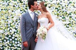 Casamento de Xandinho Negrão e Marina Ruy Barbosa