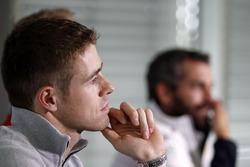 Conferencia de prensa: Paul Di Resta, Mercedes-AMG Team HWA, Mercedes-AMG C63 DTM
