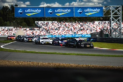 Bruno Spengler, BMW Team RBM, BMW M4 DTM aan de leiding