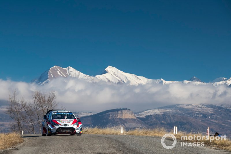 Кріс Мік, Себастьян Маршалл, Toyota Gazoo Racing WRT Toyota Yaris WRC