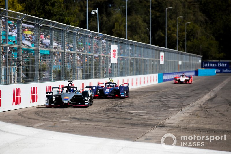 Sébastien Buemi, Nissan e.Dam, Nissan IMO1 Sam Bird, Envision Virgin Racing, Audi e-tron FE05