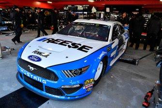 Brad Keselowski, Team Penske, Ford Mustang Reese/DrawTite