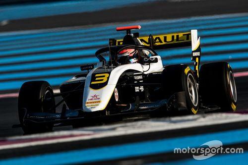 Paul Ricard March testing