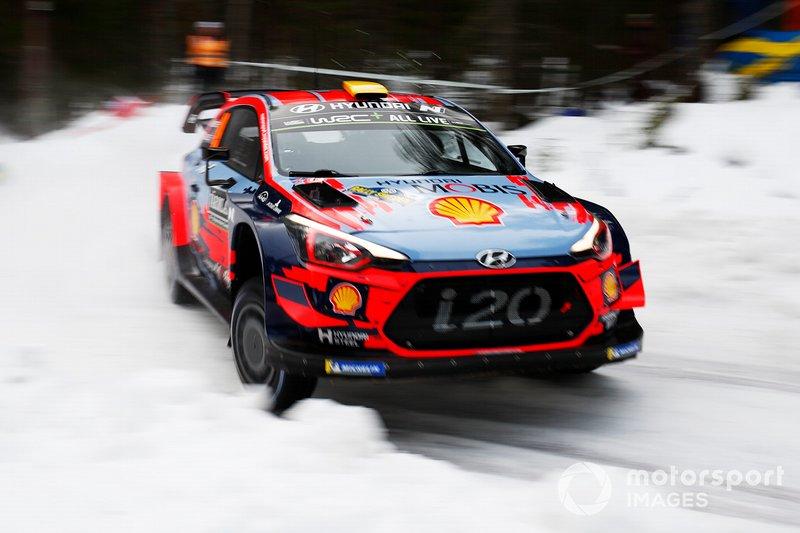 Sébastien Loeb, Daniel Elena, Hyundai Motorsport, Hyundai i20 WRC 2019