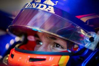 Alex Albon, Scuderia Toro Rosso