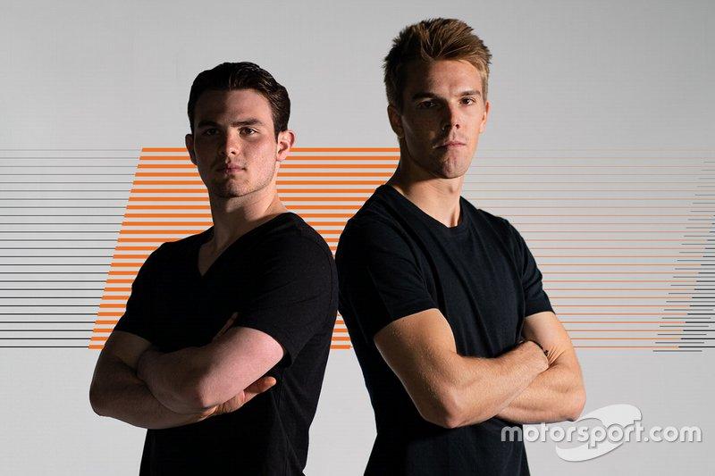 Анонс пилотов Arrow McLaren SP