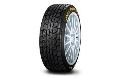 Presentazione pneumatici Pirelli WRC 2021