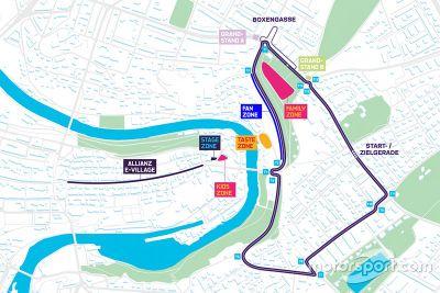Lancement de l'ePrix de Suisse