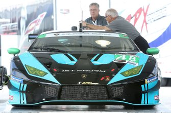 #48 Paul Miller Racing Lamborghini Huracan GT3 goes through tech inspection