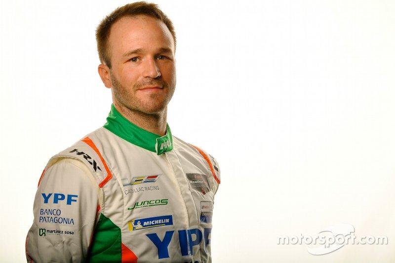 Agustin Canapino, Juncos Racing
