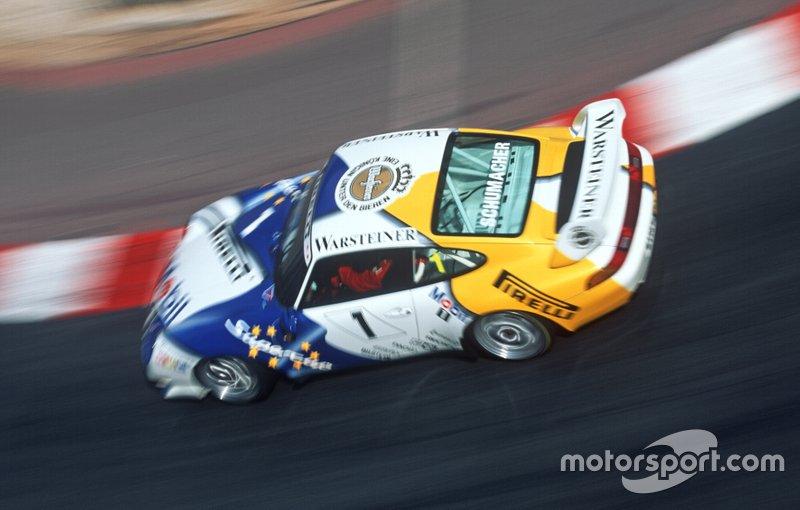 Ralf Schumacher, 1996