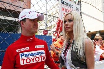 Cora Schumacher, esposa de Ralf Schumacher