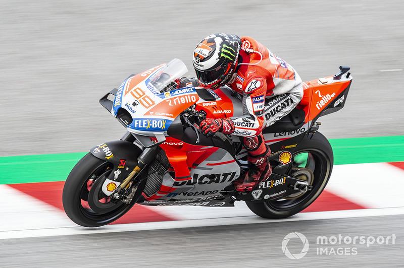 2018 рік - Ducati (MotoGP)