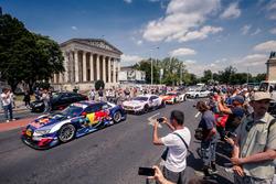 Mattias Ekström, Audi Sport Team Abt Sportsline, Audi A5 DTM, Gary Paffett, Mercedes-AMG Team HWA, Mercedes-AMG C63 DTM, Augusto Farfus, BMW Team RMG, BMW M4 DTM