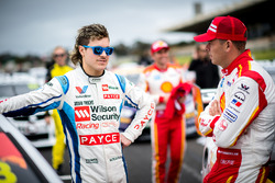 James Golding, Garry Rogers Motorsport. Scott McLaughlin, Team Penske Ford,