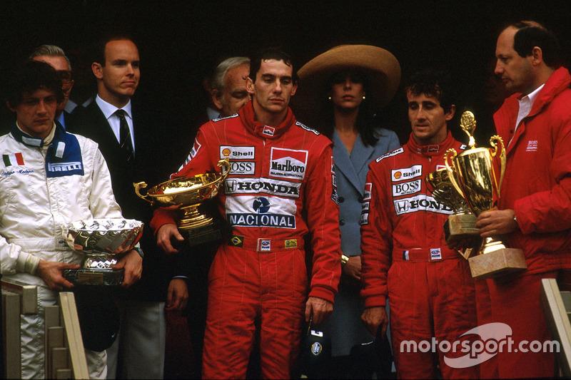 Senna/Prost, McLaren 1989