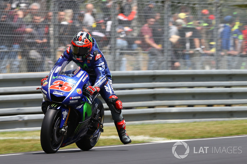 13. Maverick Viñales, Yamaha Factory Racing