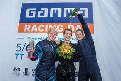 Leo van der Eijk, Jan Bot, Forze Hydrogen Racing Team Delft, Forze VII with the team manager