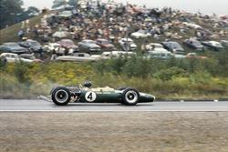 Graham Hill, Lotus 49 Ford