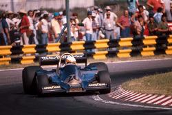 Jody Scheckter, Wolf WR1 Ford
