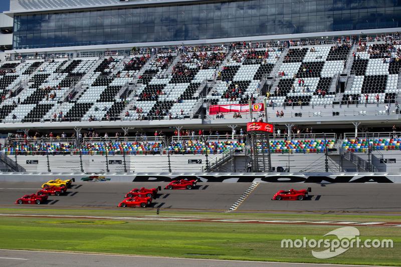Ferrari 333 SP demo