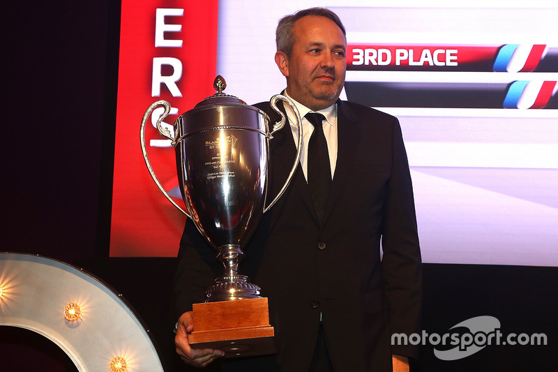 2016 Copa Sprint Pro-AM pilotos, Jean-Luc Beaubelique, segundo lugar