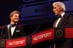 Нико Росберг, Mercedes AMG F1 и Дэймон Хилл
