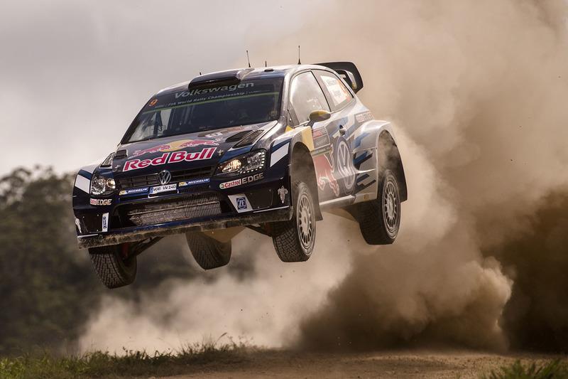 1. Андреас Міккельсен, Андерс Ягер, Volkswagen Polo WRC, Volkswagen Motorsport