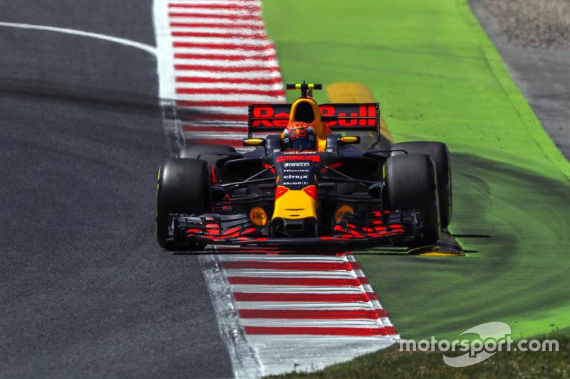 6. Макс Ферстаппен, Red Bull — 35