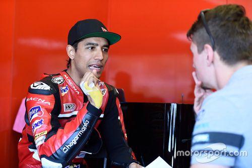 Moto2-Test in Jerez, März