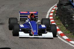 Robin Faustini, Reynard 92D Cosworth