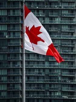 Bandera de Canadá, ambiente