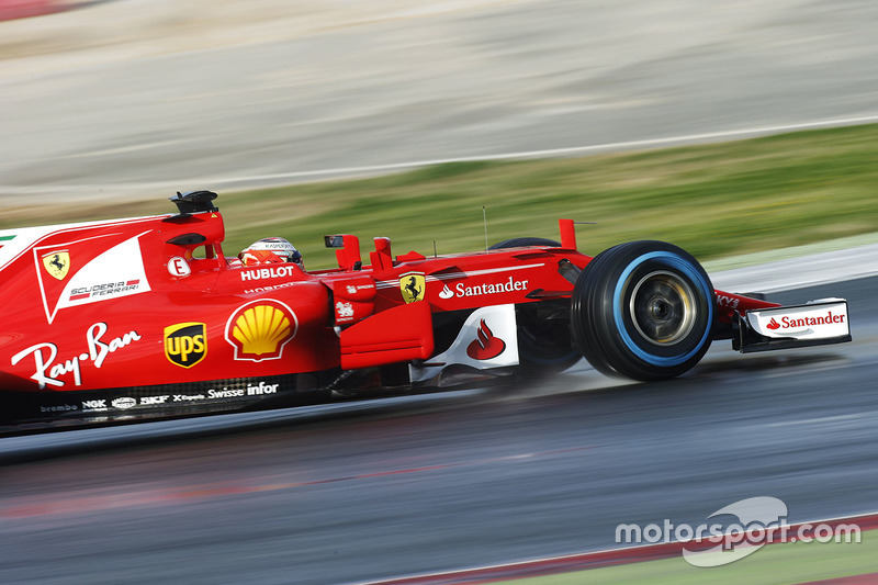 Kimi Raikkonen, Ferrari SV70H