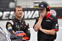 Kasey Kahne, Hendrick Motorsports Chevrolet, Keith Rodden