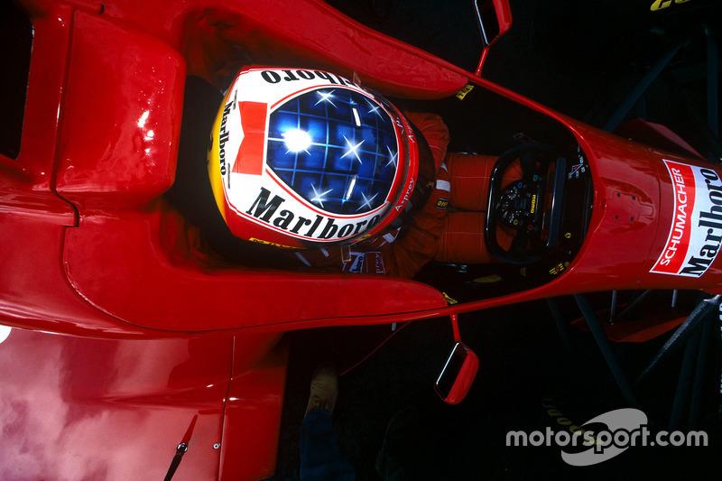 1996 Belgische Grand Prix