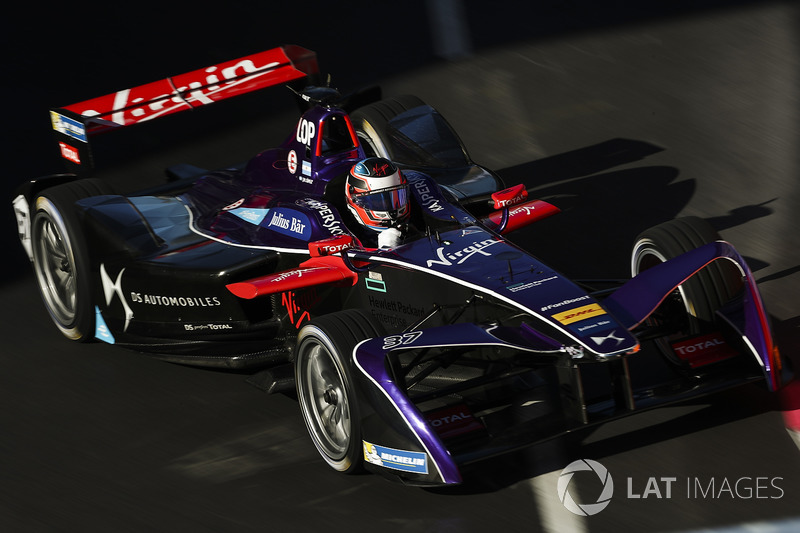 Jose Maria Lopez, DS Virgin Racing