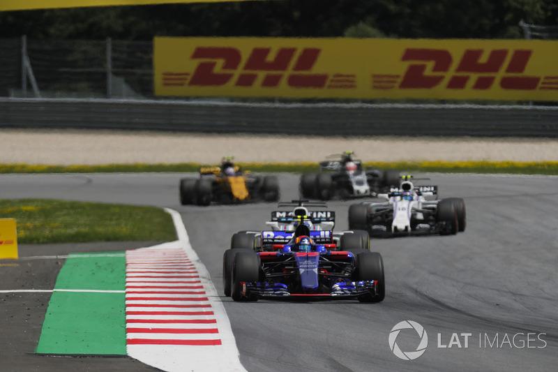 Карлос Сайнс-мол., Scuderia Toro Rosso STR12, Феліпе Масса, Williams FW40