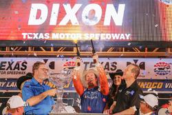 1. Scott Dixon, Chip Ganassi Racing Honda