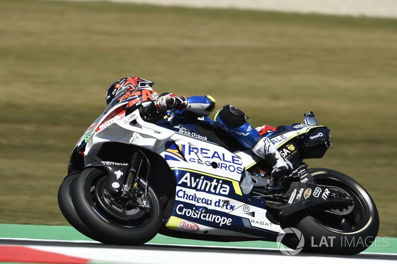 Scott Redding, Aprilia Racing Team Gresini, Tito Rabat, Avintia Racing