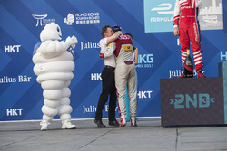 Allan McNish, Team Principal, Audi Sport Abt Schaeffler, Daniel Abt, Audi Sport ABT Schaeffler