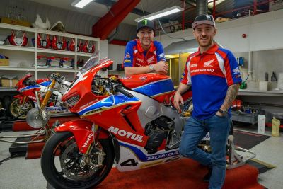 Bekanntgabe: Honda Racing