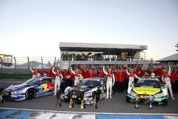 Nico Müller, Audi Sport Team Abt Sportsline, Audi RS 5 DTM, Mattias Ekström, Audi Sport Team Abt Spo