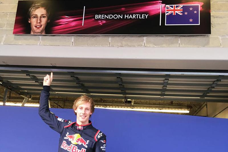 Brendon Hartley, Scuderia Toro Rosso (2017)