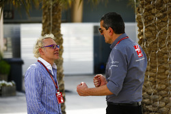 Guenther Steiner, Takım Patronu, Haas F1 ve Jacques Villeneuve