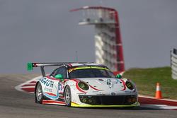 #13 Manthey Racing, Porsche 991 GT3 R: Steve Smith, Randy Walls, Hari Proczyk, Dennis Olsen